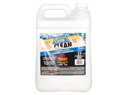 Shooter's Choice Aqua Clean Firearm Action Cleaner-Degreaser Gallon Liquid