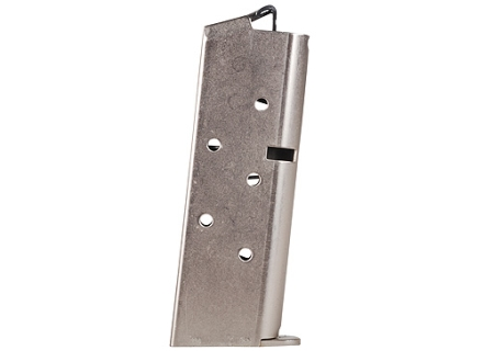 ProMag Magazine Colt Mustang Pocketlite 380 ACP 6-Round Nickel Plated