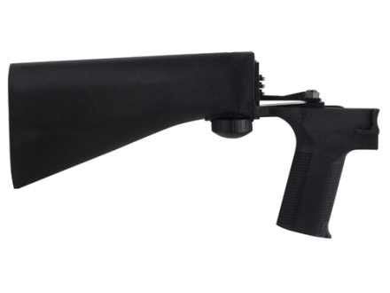Slide Fire SSAK-47 XRS Bump-Fire Stock AK-47 Left Hand Polymer Black