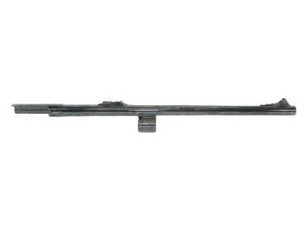 "Remington Slug Barrel Remington 1100 12 Gauge 2-3/4"" 21"" Rifled with Rifle Sights Blue"