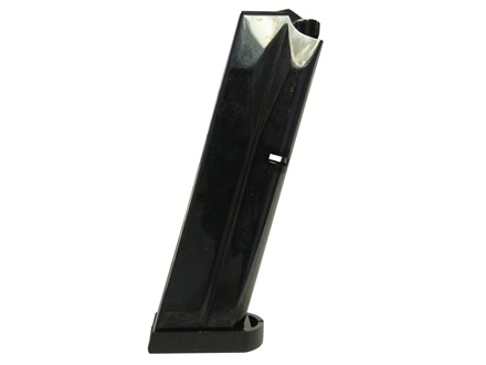 Beretta Magazine Beretta 92, Cx4 Storm (with 92/96 Series Magazine Well) 9mm Luger 17-Round Steel Blue