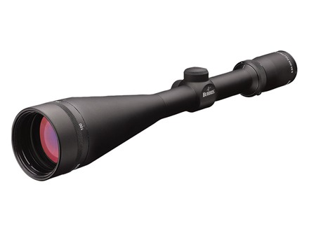 Burris Fullfield II Rifle Scope 6.5-20x 50mm Adjustable Objective Ballistic Mil-Dot Reticle Matte