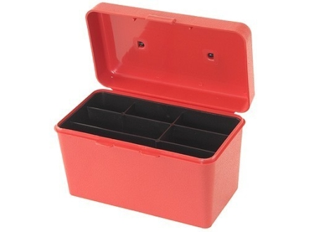 "MTM Shooter's Mini Tool Box 7.8"" x 4.5"" x 4.7"" Red"