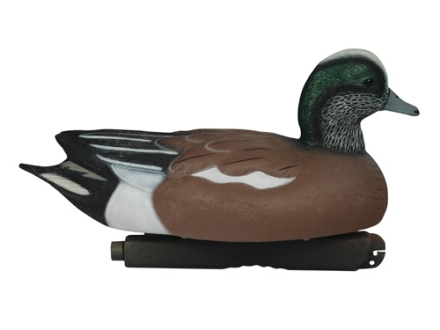 Tanglefree Pro Series Weighted Keel Duck Decoys Pack of 6