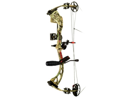"PSE Stinger 3G RTS Compound Bow Package Right Hand 50-60 lb. 25-1/2""-30-1/2"" Draw Length Mossy Oak Break-Up Infinity Camo"