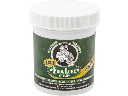 FrogLube CLP Bio-Based Cleaner, Lubricant, and Preservative Paste