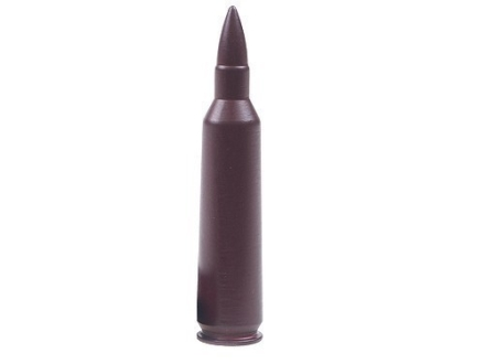 A-ZOOM Action Proving Dummy Round, Snap Cap 22-250 Remington Package of 2