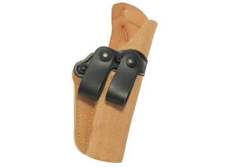 Gould & Goodrich Inside the Waistband Holster Right Hand 1911 Government Leather Tan