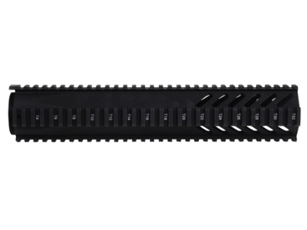 ERGO Free Float Handguard AR-15 Rifle Length Aluminum Black