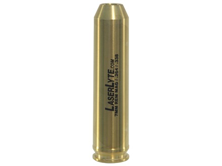 LaserLyte Laser Trainer 7mm Rem-Mag, .264, .338 Sleeve For .223 Trainer Cartridge