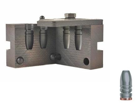 RCBS 2-Cavity Bullet Mold 35-200-FN 35 Caliber (358 Diameter) 200 Grain Flat Nose Gas Check