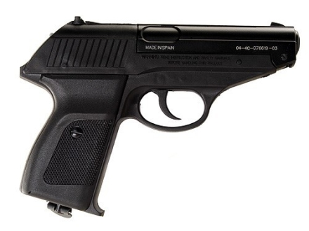Gamo P-23 Air Pistol 177 Caliber BB and Pellet Black Poly Grips Matte