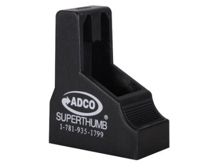 ADCO Super Thumb Magazine Loader Beretta 84, Browning BDA, Bersa Thunder 380+ Polymer Black