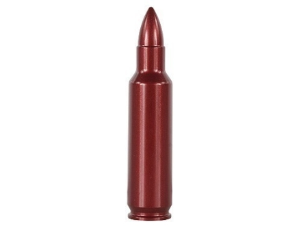 A-ZOOM Action Proving Dummy Round, Snap Cap 325 Winchester Short Magnum (WSM) Aluminum Package of 2
