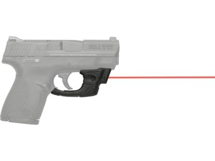 LaserMax Centerfire Red Laser Sight Smith & Wesson Shield Black