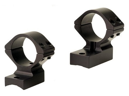 "Talley Lightweight 2-Piece Scope Mounts with Integral 1"" Rings Weatherby Magnum Matte Medium"