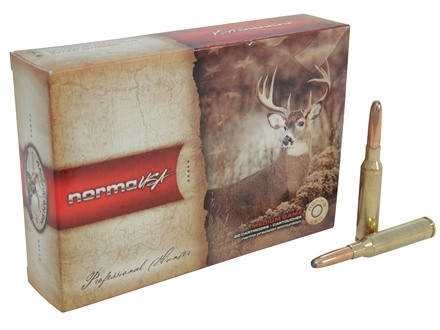 Norma USA American PH Ammunition 6.5mm Carcano 156 Grain Soft Point Box of 20