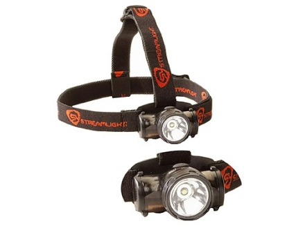 Streamlight Enduro Headlamp White LED with Batteries (2 AAA Alkaline) Polymer Black