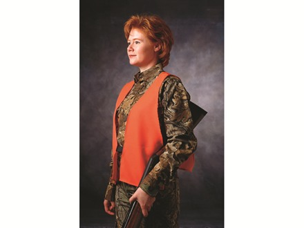 Hunter's Specialties Super Quiet Hunter's Safety Vest Polyester Blaze Orange One Size