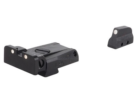 LPA SPR Sight Set Beretta 92, 96, 98 M9 Steel 3-Dot