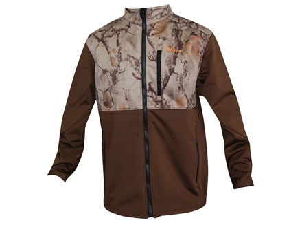 Natural Gear Men's Windproof Softshell Jacket Polyester