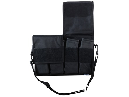 MidwayUSA 4 Magazine Pouch AR-15 and AK-47 Rifle Nylon