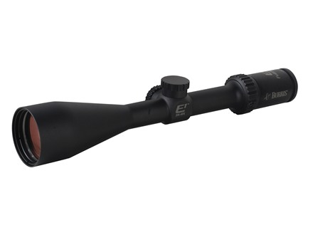 Burris Fullfield E1 Rifle Scope 3-9x 50mm Plex Reticle Matte