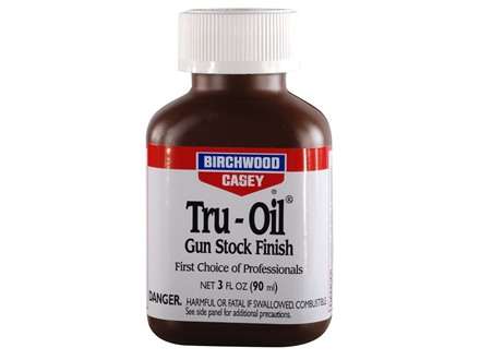 Birchwood Casey Tru-Oil Gunstock Finish 3 oz Liquid