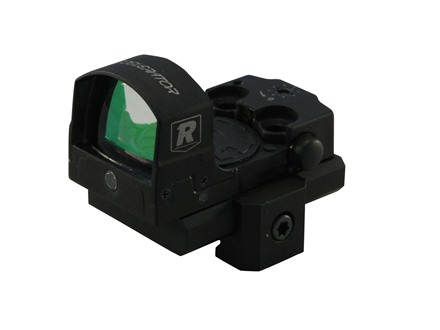 Redfield Accelerator Reflex Red Dot Sight 1x 6 MOA Dot with Picatinny-Style Mount Matte