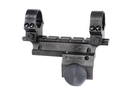B-Square Weaver-Style Scope Base with Rings Ruger Mini-14