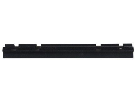 Rossi 1-Piece Weaver-Style Scope Base All Rossi Models (Except R92) Aluminum Matte