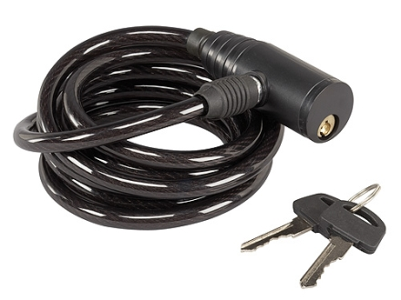 Hunter's Specialties Treestand Cable Lock Steel Black