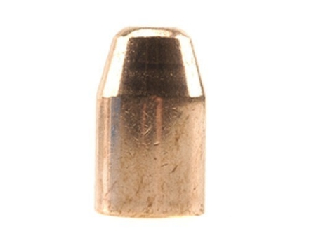 Hornady Bullets 40 S&W, 10mm Auto (400 Diameter) 200 Grain Full Metal Jacket Flat Nose