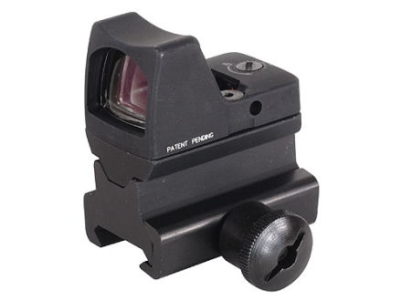 Trijicon RMR Reflex Red Dot Sight 6.5 MOA Red Dot Matte with RM34 Mount Matte