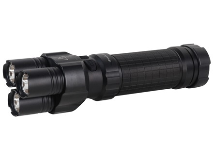 Fenix TK45 Flashlight LED requires 8 AA Batteries Aluminum Black