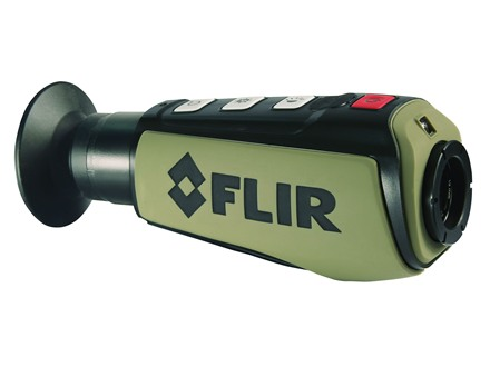 FLIR Scout PS24 Thermal Imaging Camera Green