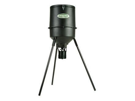 Moultrie Pro-Hunter Tripod Game Feeder 30 Gallon Polymer Black