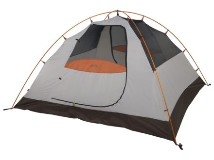 "ALPS Mountaineering Lynx 2 Dome Tent 5' x 7'6"" x 3'10"" Polyester Brown, Orange and White"
