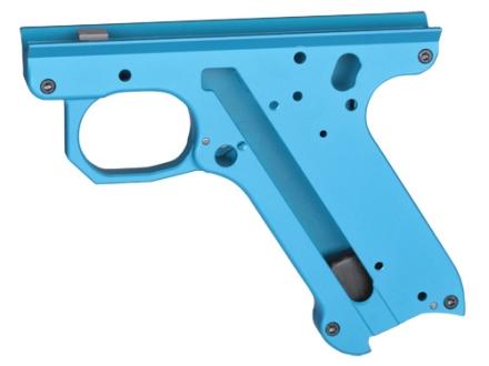 Volquartsen Lightweight Replacement Frame Stripped Ruger Mark II, Mark III Aluminum Blue
