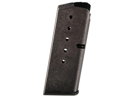 Kahr Magazine Kahr Covert, CM9, MK9, PM9 9mm Luger 6-Round Stainless Steel