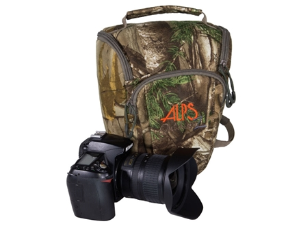 ALPS Outdoorz Accessory SLR Camera Pocket Polyester Realtree AP Camo
