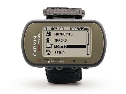 Garmin Foretrex 401 Wrist-Mounted GPS Unit