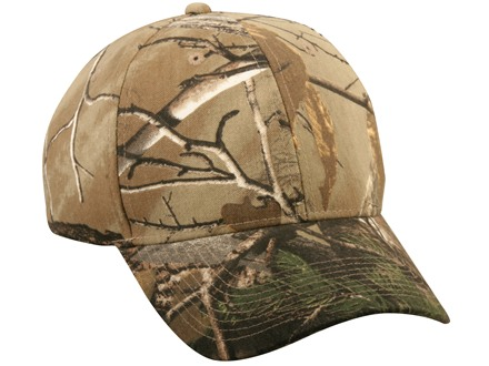 Outdoor Cap Mid-Profile Camo Cap