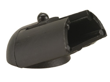 Scherer Slug-Plug Grip Plug Glock 17, 17L, 19, 21, 22, 23, 24, 25, 31, 32, 33, 34, 35 Polymer Black