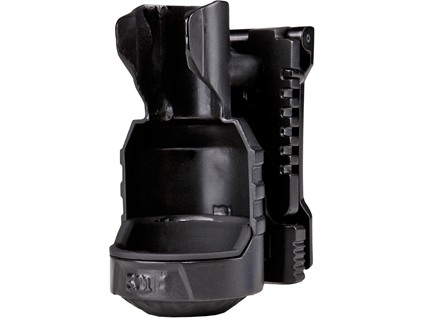 5.11 Flashlight Holster TPT R5 Polymer Black