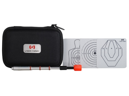 Laser Ammo SureStrike Dry Fire Training System 9mm Laser Bullet Kit