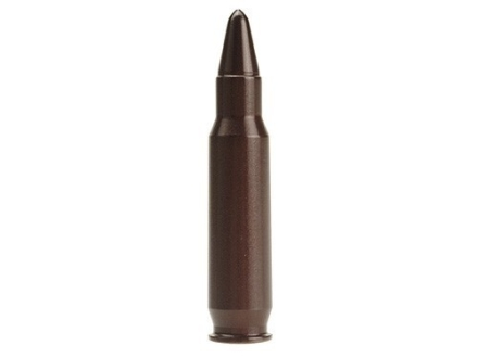 A-ZOOM Action Proving Dummy Round, Snap Cap 6.8mm Remington SPC Package of 2