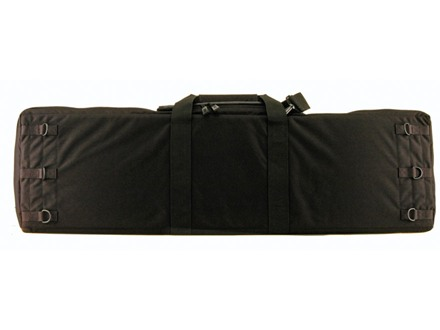 "BlackHawk Homeland Security Discreet Tactical Rifle Gun Case AR-15 Carbine 35"" Nylon Black"