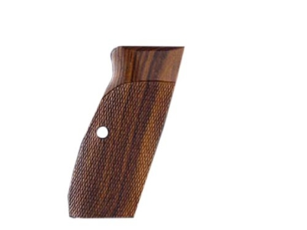 Hogue Fancy Hardwood Grips EAA Witness, Springfield P9 (9mm), Tanfoglio Checkered Cocobolo