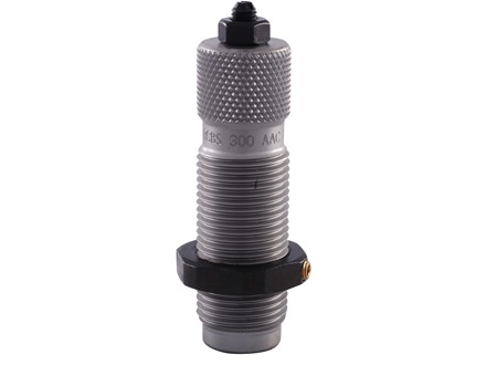 RCBS AR Series Taper Crimp Seater Die 300 AAC Blackout